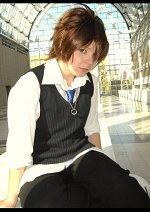 Cosplay-Cover: Tsunayoshi Sawada [2d School Uniform]