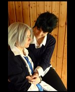 Cosplay-Cover: Takeshi Yamamoto [2nd School Uniform]