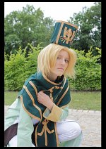 Cosplay-Cover: Remiel