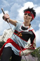 Cosplay-Cover: Kurogane [Artwork]