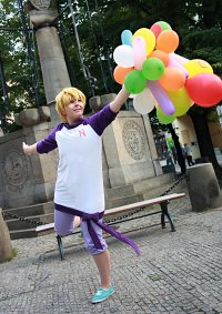 Cosplay-Cover: Yogi [Stars & Ribbon]
