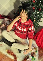 Cosplay-Cover: Magnus Bane [Christmas Jumpers]
