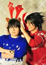 Cosplay-Cover: Alec Lightwood [Christmas]