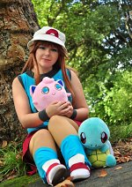 Cosplay-Cover: Blue [Fire Red/Leaf Green]