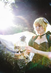 Cosplay-Cover: Tinkerbell [Steampunk Version]