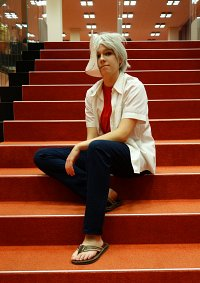 Cosplay-Cover: Gin (causal)