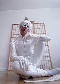 Cosplay-Cover: Chat Blanc