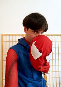 Cosplay-Cover: Scarlet Spider Classic