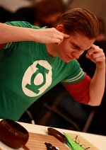 Cosplay-Cover: Dr. Dr. Sheldon Cooper (TBBT)
