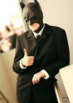 Cosplay-Cover: Batman [Suit Version]