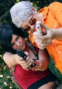 "Cosplay-Cover: Victor ""Sully"" Sullivan [Uncharted]"