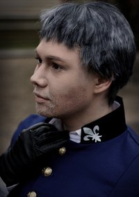 Cosplay-Cover: Inspector Javert [Film 2012]