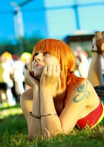 Cosplay-Cover: Nami [Strong World]