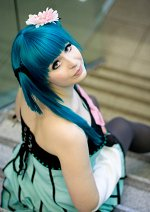 Cosplay-Cover: Hatsune Miku