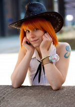 Cosplay-Cover: Nami [Wanted Poster]