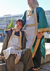 Cosplay-Cover: Uncle Iroh [Tea Shop Version]