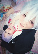 Cosplay-Cover: Isana Yashiro [School Uniform]