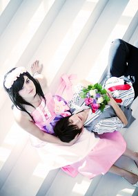Cosplay-Cover: Ayano Tateyama (Ball)