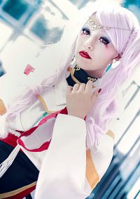 Cosplay-Cover: Lieselotte W. Dorssia