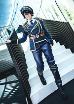 Cosplay-Cover: Saruhiko Fushimi [Military Artwork]