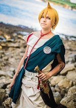 Cosplay-Cover: Alibaba Saluja [Second Outfit]