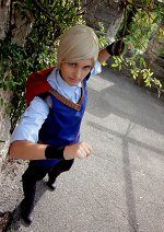 Cosplay-Cover: Thor (child)