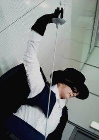 Cosplay-Cover: Zorro