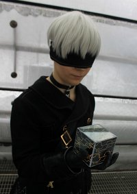 Cosplay-Cover: 9S - YoRHa No.9 Type S