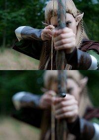 Cosplay-Cover: Legolas Thranduilion ➤ Fellowship of the Ring