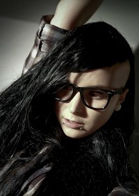 Cosplay-Cover: Skrillex