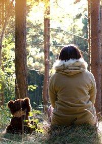 Cosplay-Cover: Kenai (Brother Bear)
