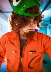 Cosplay-Cover: Flycatcher (The Wolf Among Us)