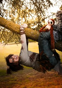 Cosplay-Cover: Guy (The Croods)