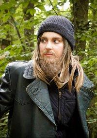 """Cosplay-Cover: Paul """"Jesus"""" Rovia"""