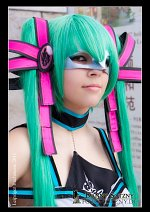 Cosplay-Cover: Hatsune Miku [Synchronicity]