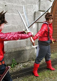 Cosplay-Cover: Lloyd Irving ● Standard