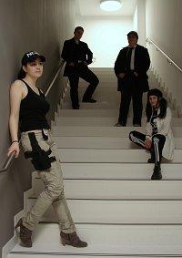 Cosplay-Cover: Ziva David