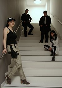 Cosplay-Cover: Ziva David