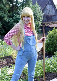 Cosplay-Cover: Claire [Harvest Moon/Story of Seasons Friends of M