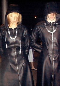 Cosplay-Cover: Organization XIII