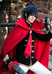 Cosplay-Cover: Kunagiri Machina