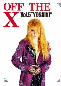 Cosplay-Cover: Yoshiki - On Stage Magazin April 1991