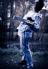 Cosplay-Cover: William T. Spears [Book of Circus - Pyjama Version
