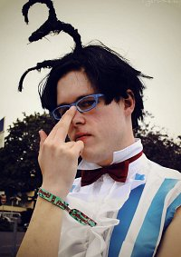 Cosplay-Cover: Mister 3