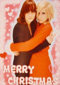 Cosplay-Cover: Yoshi 『Christmas』