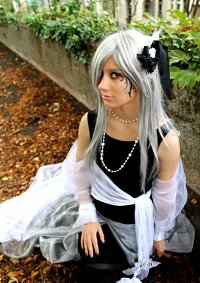 Cosplay-Cover: Lady of the Mist/Nebel