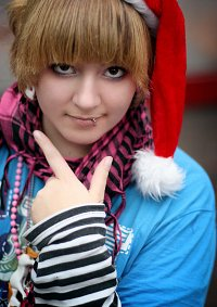 Cosplay-Cover: Colors of Christmas