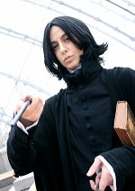 Cosplay-Cover: Professor Severus Snape [Cos-Nr. 21]