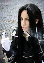 Cosplay-Cover: Isaak F. von Kämpfer [Short Uniform version]