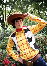 Cosplay-Cover: Sheriff Woody Pride [Toy Story]